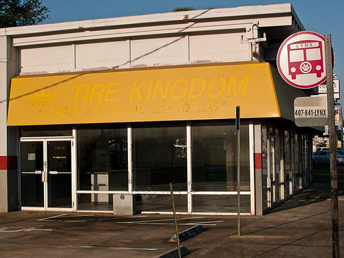 Closed Tire Kingdom