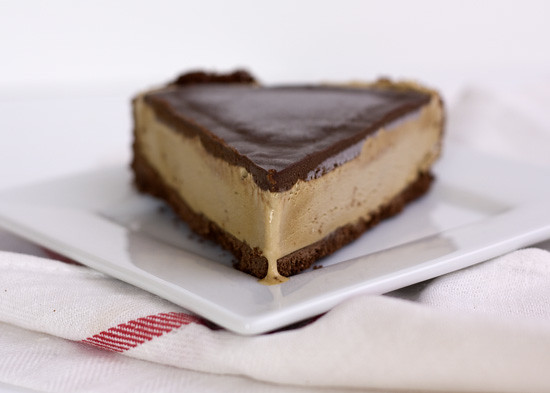 Frozen Mocha Pie