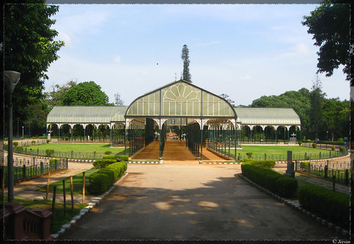 Glass House -  Lal Bagh