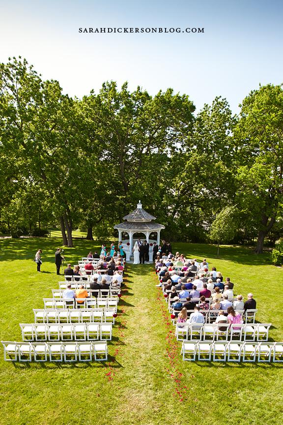 Hawthorne House Parkville Missouri wedding photographers