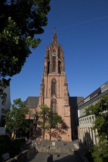Kaiserdom St. Bartholomäus - Saint Bartholomeus's Cathedral
