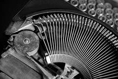 The Newsroom (ick Harris) Tags: test typewriter vintage type ribbon newsroom ssart