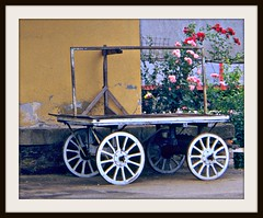 Tucany Figline: baggage wagon, ruinous beautiful 27.471.10