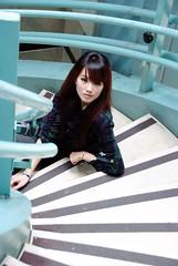 DSCF0488 (leeisaku) Tags: portrait girl chinese taiwan finepix fujifilm  s5pro