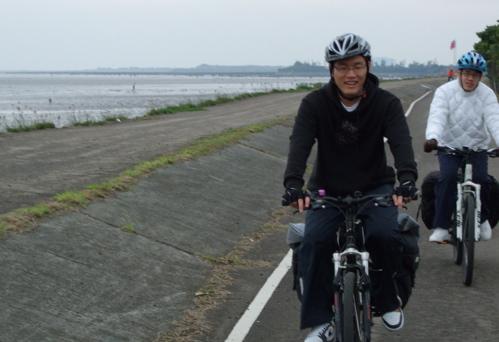 沿海單車專用道