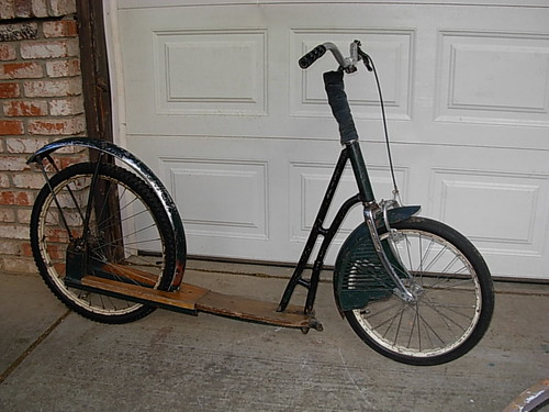 Whymcycle # 1... built 1988