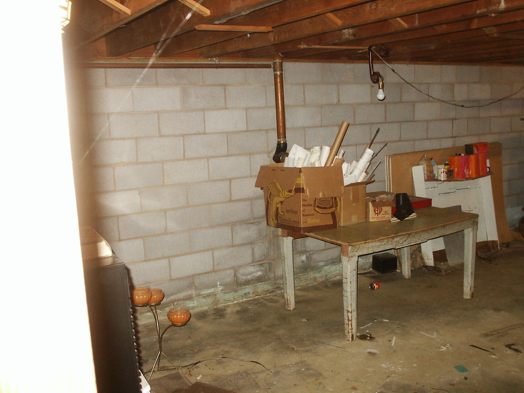 Cleaning - Basement 3