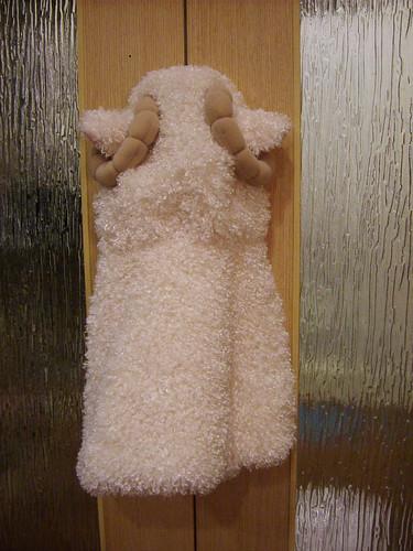 綿羊裝.sheep custom.