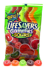 Lifesavers Gummies Sours