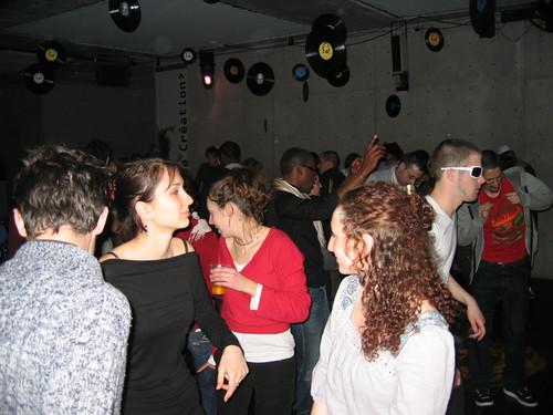 le retour du boogie : dancefloor !