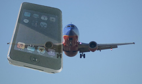 My iPod Will Not Crash Your Airplane