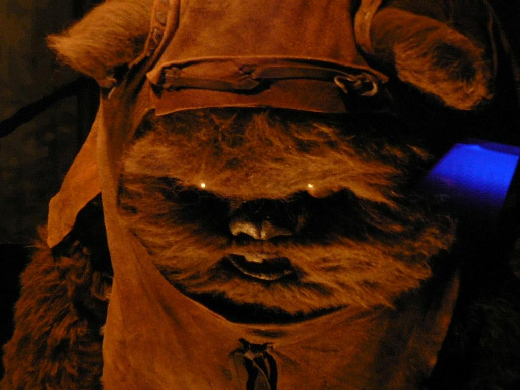 Ibirapuera - Evil Ewoks