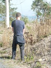 Scenic Pee Stop (amasc) Tags: travel mountains bus tourism pee tour open vietnam da wee dalat lat