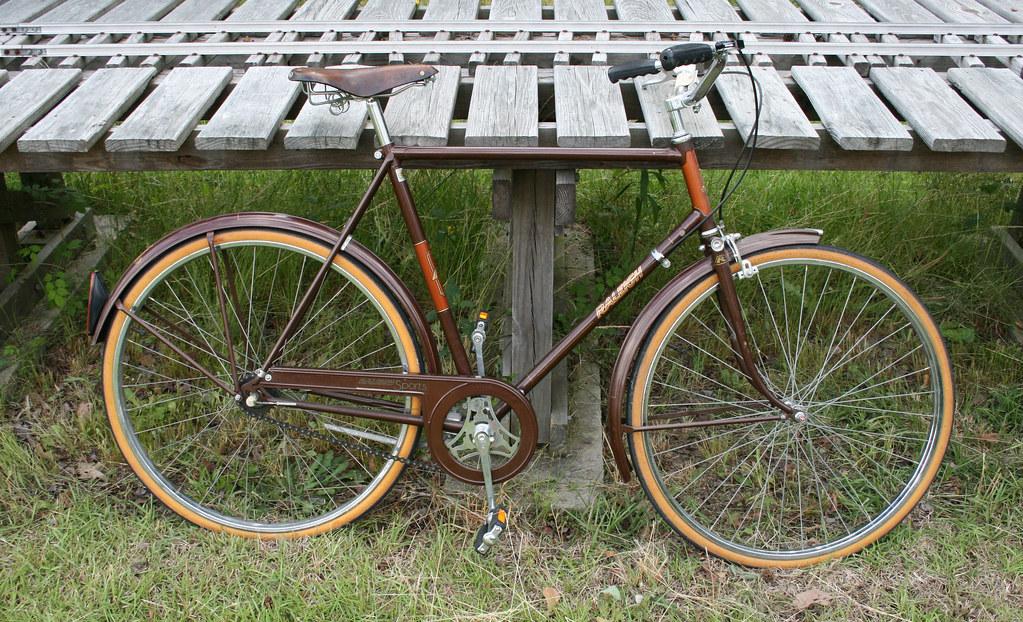 dating raleigh bikes