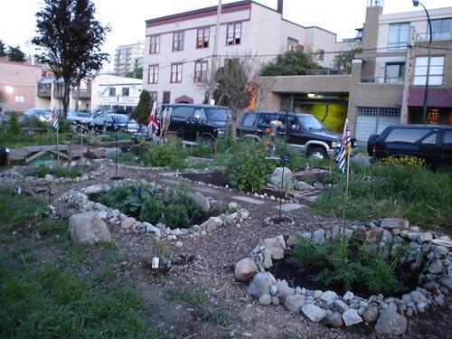 7th Avenue urban gardens