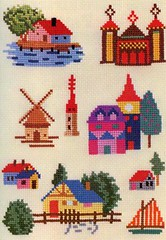 Vintage Ondori Cross Stitch Book (gillyweed25) Tags: japan vintage crossstitch stitch ondori vintagebook japanesecraft vintagepattern