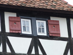 Maulbronn house detail (Ruth Flickr) Tags: buildings germany historic halftimbered colombage fachwerk ruthflickr