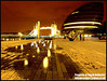 London Landmarks at Night (davidgutierrez.co.uk) Tags: city uk longexposure greatbritain travel bridge england urban building london tower tourism water fountain fashion thames architecture night towerbridge buildings dark geotagged photography lights hall interestingness arquitectura media european cityscape shadows darkness unitedkingdom britain dusk cityhall centre politics union cities culture cityscapes bridges landmarks lifestyle landmark center structure architectural explore normanfoster nighttime finepix londres architektur bermondsey nights fujifilm metropolis topf100 londra metropolitan touristattraction nightfall cityoflondon municipality edifice 100faves s6500fd s6000fd fujifilmfinepixs6500fd ukattraction thequeen'swalk