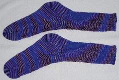 Mystic Sea Socks