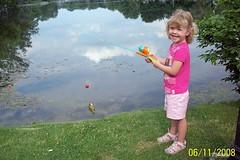 Amelia's fish