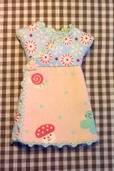 snail and mushroom (megipupu) Tags: mushroom japanese dress handmade snail wrap kawaii blythe decole decolello megipupu