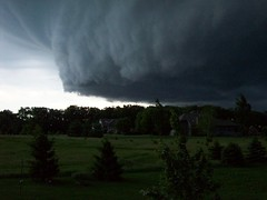 Incredible...a tornado forming! (leebee ) Tags: outside gmt peopleenjoyingnature