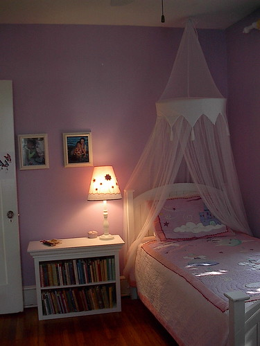 After-child's bedroom
