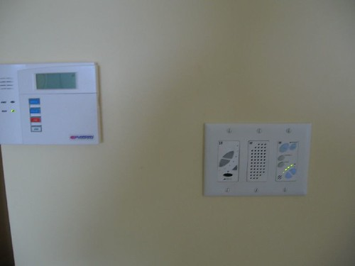 Security, Central Sound System and Intercom