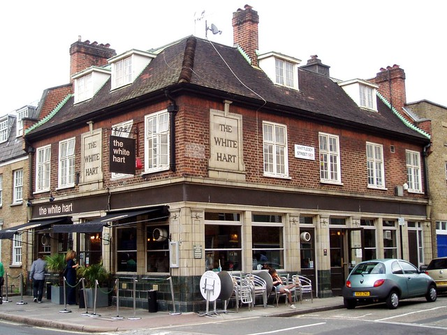 White Hart, Waterloo, SE1