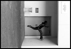 L.Schwartz (Laurent Filoche) Tags: france freerunning ashtray toulouse parkour yamakasi rangueil bonzography parkourportfolio