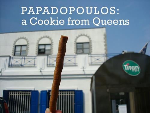 Papadopoulos Cookies