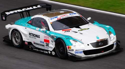 Petronas-sponsored team, Super GT, Sepang, 2008