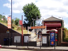 Picture of Harringay Green Lanes Station