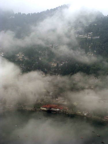 Nanital Behind the Mist