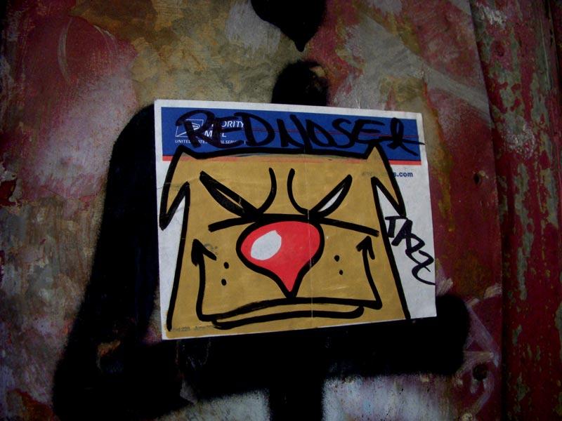 Rednose Dog