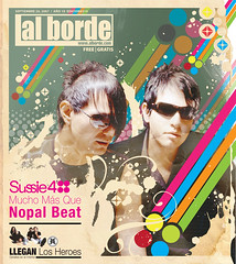 Sussie 4, Al Borde Magazine Cover (Al Borde Latin Alternative | Spanish Rock) Tags: zoe mexicanos electronica latino fusion latinmusic portadas magazinecovers rockenespaol alterlatino rockenespanol spanishrock latinrock rockmexicano rockeros alternativecover rockalternativo musicaalternativa portadaderevista alborde alternativebands bandasdemexico coolmagazinecovers albordecovers bandsfrommexico revistaslatinas gruposderock revistaalborde gruposdemusicarock purorockero latinalternativemusic entrevistademusicarock revistademusicarock musicaalterlatina gruposmexicanos portadaalterlatina rockdeguadalajara bandastapatias portadasderock entrevistasalborde portadasderevistas conciertosderock rockalterlatino bandasmexicanas albordebands bandasalborde