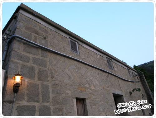 芹壁石頭屋