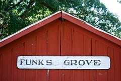 Funks Grove Maple Sirup Farm