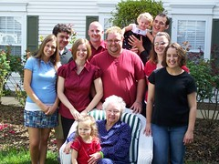 Grandkids and great grandkids