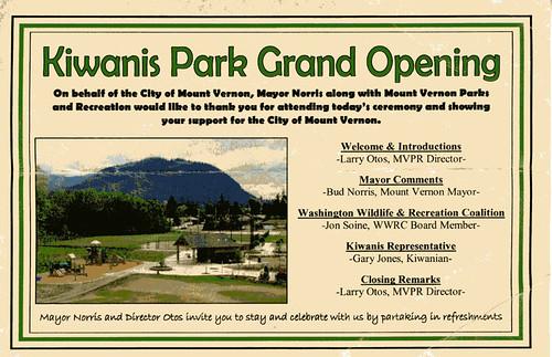 Kiwanis Park Grand Opening 001