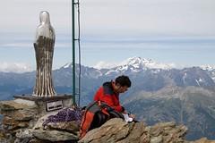 Traversata Becca di Nona - Monte Emilius (vettenuvole) Tags: emilius