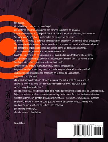 Corto y afilado (back cover)