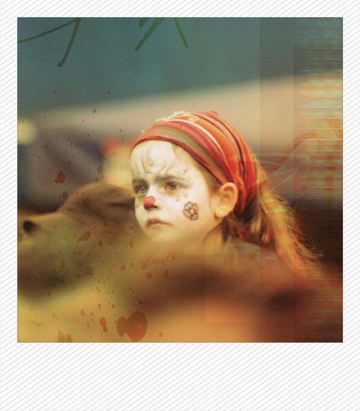 clown-pola effect