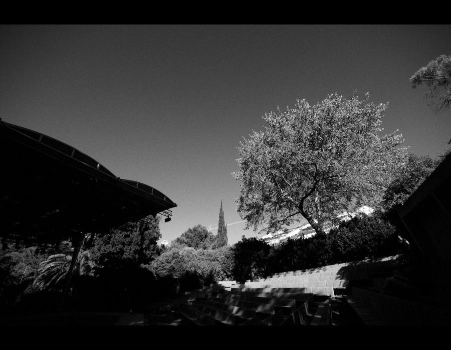 anfiteatro ar livre da gulbenkian em lisboa