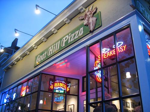 Goat Hill Pizza