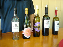 Wines at Brander