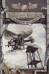 FreakAngels Book 1 Hardcover