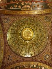 The Salah al-din Citadel in Cairo #5 (Clive1945) Tags: citadel egypt mosque cairo nikoncoolpix995 salahaldincitadel