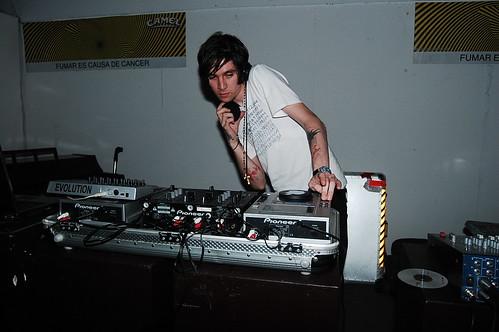 DJ @ the CAM