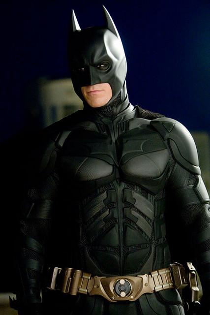 The Dark Knight by Dragon_X